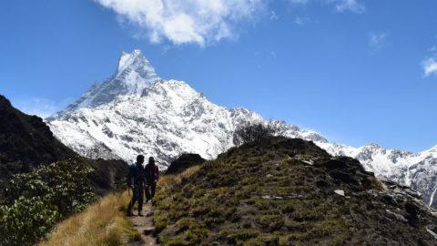 Trekkingruter i Nepal