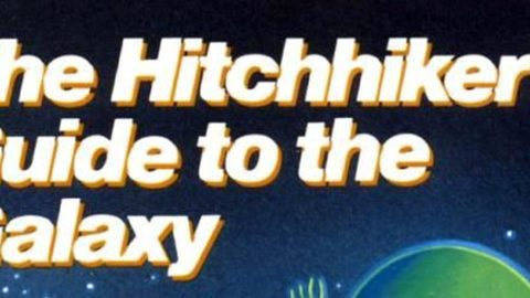 Hitchhikers Guide To The Galaxy – skal den med i rygsækken?