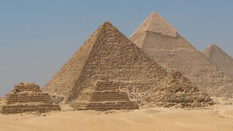 10 film om Egypten