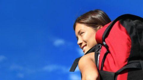 Vælg den rigtige rygsæk til rejsen