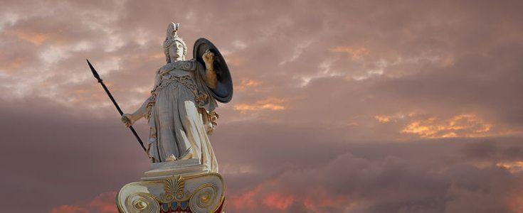græsk gudinde på 3 bogstaver