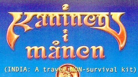 Rejse-roman fra Indien