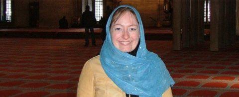 At rejse som kvinde i et muslimsk land