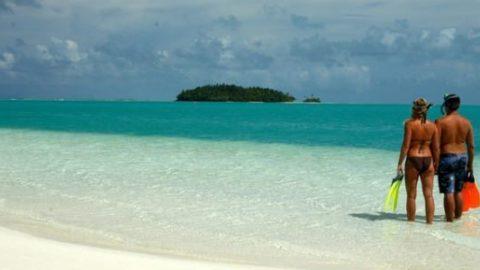 Cookøerne – tæt på at være det rene Paradis