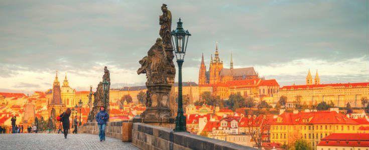 Billig flybillet til Prag og seværdigheder
