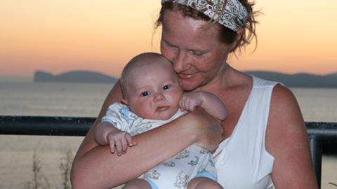Rejse med spædbørn – gode råd til den nybagte mor