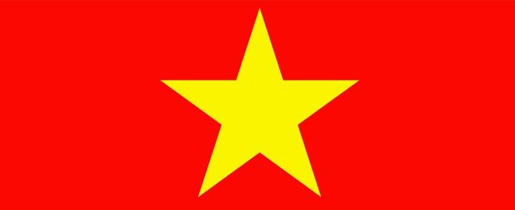 Vietnams flag