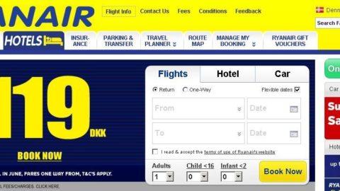 Derfor elsker jeg Ryanair