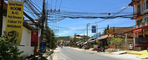 Koh Samui er blevet Thailands Mallorca