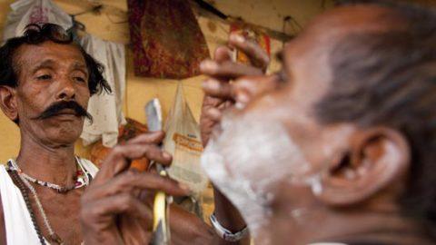Bliv barberet på rejsen