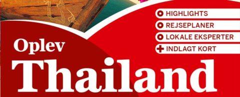 Lonely Planet Thailand på dansk (anmeldelse)
