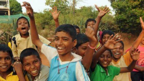 Yoga og meditation vejen ud af fattigdom