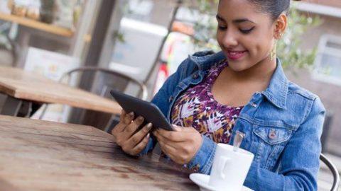 7 gode grunde til at rejse med Kindle / e-bogslæser