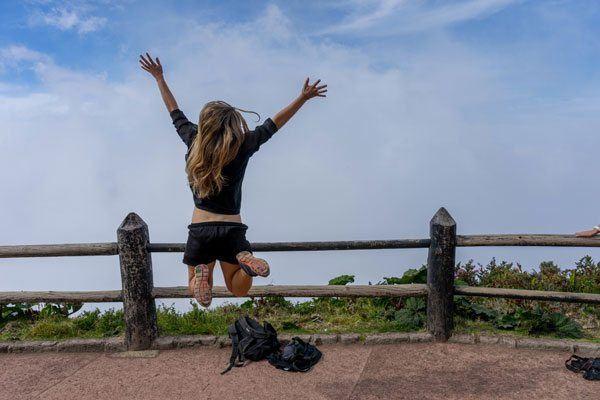 Glæden ved at rejse © backpackerne