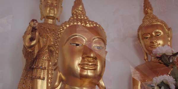 Buddaer i Thailand