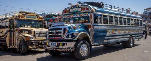 6 Måder At Rejse Billigere På i Mellemamerika