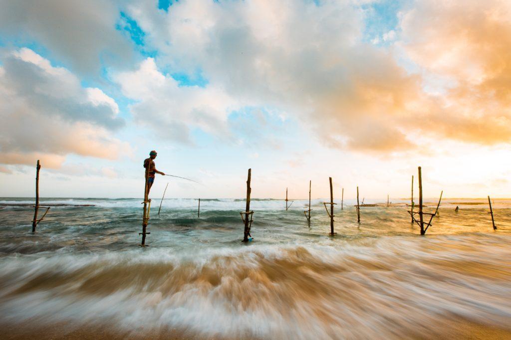Sri Lanka - Aditya Siva - Unsplash