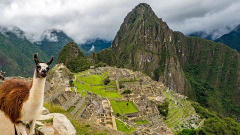Inca Trail til Machu Picchu