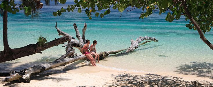 Romantisk ferie i Thailand