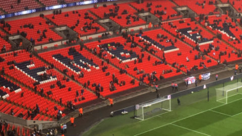Fodboldtur til London – perfekt til en korte herretur